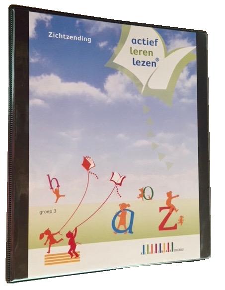 De zichtzending map van Actief Leren Lezen