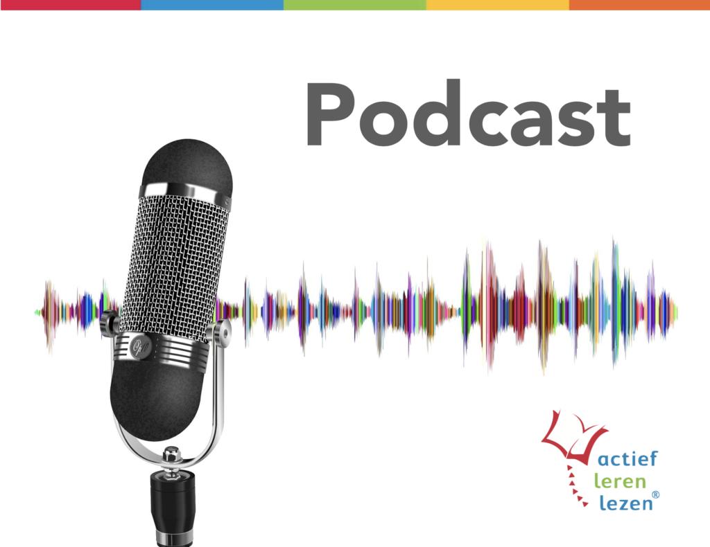 podcast van actief leren lezen - Luisteren naar Lezen