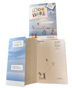 Doeboek van actief leren lezen