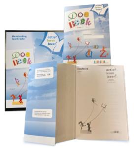 doeboek en handleiding actief leren lezen