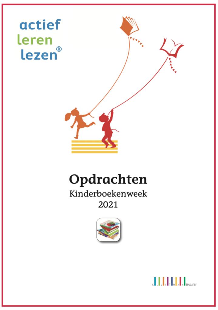 boekje kinderboekenweek actief leren lezen 2021